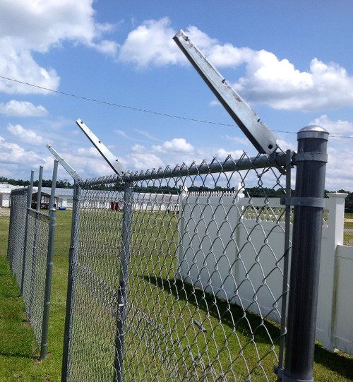 Extend An Arm Barbed Wire Barbwire Arm Extensions For