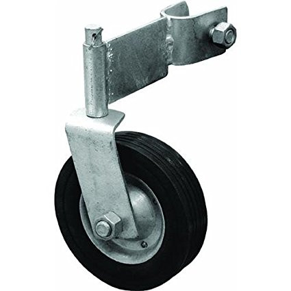 Master Halco Adjustable Galvanized Gate Wheel for 1-3/8\
