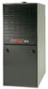 HVAC System w/ Thermostat, Furnace & Compressor - 3.5 Tons