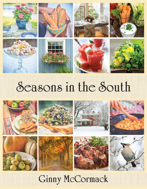 """Seasons in the South"" Cookbook (Case of 12)"