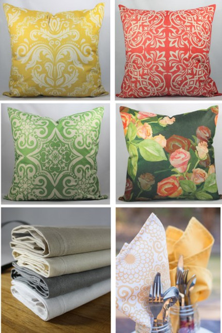 Southern Sisters Home Linen Decor Package #1