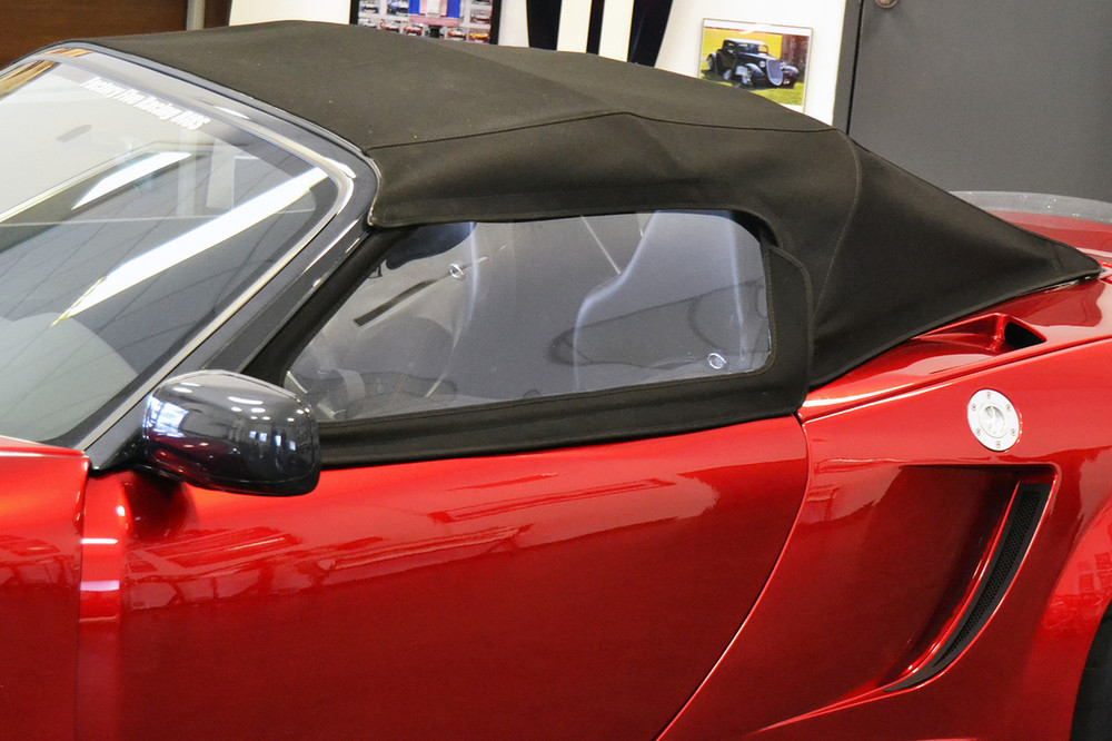 #80816 - 818 Soft Top Side Windows