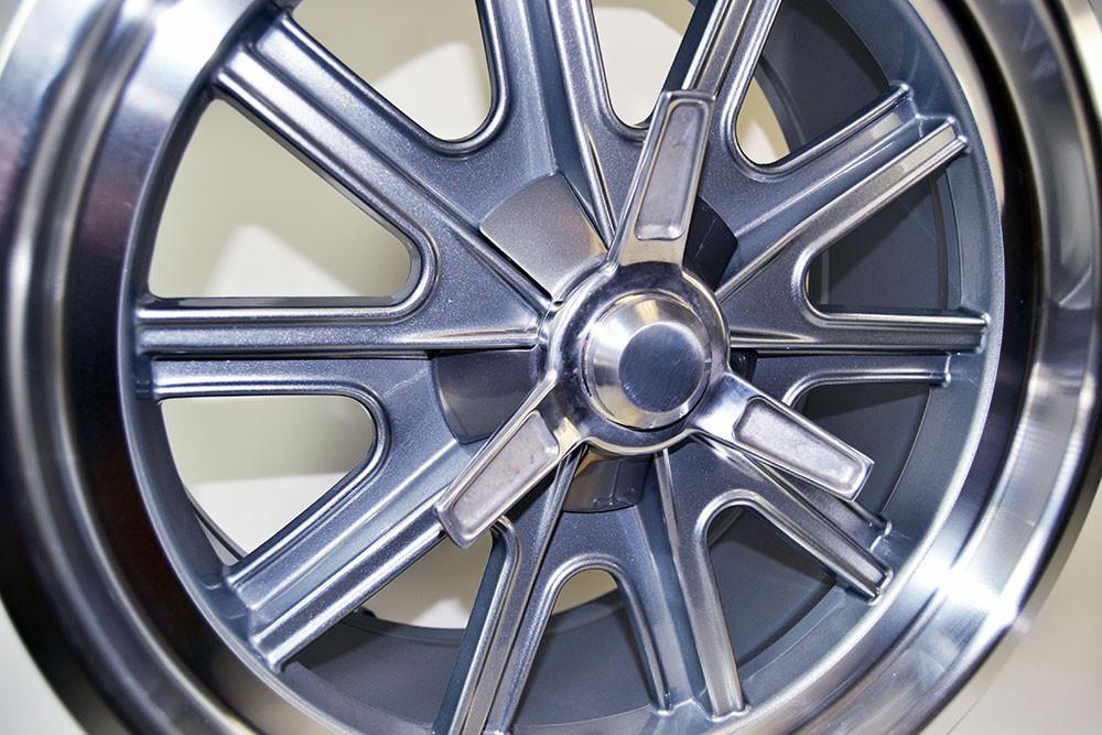 """18"""" x 9"""" Halibrand Replica Wheel"""