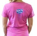 Pink Ladies V-Neck Tee