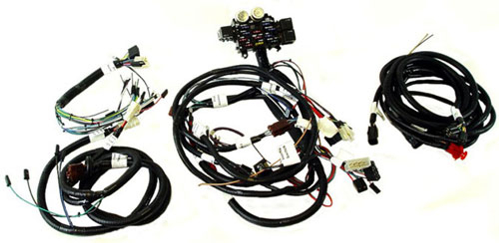 14503 chassis wiring harness factory five parts catalog rh factoryfiveparts com chassis wiring harness 86 ford mustang chassis wiring harness for 2004 kodiak