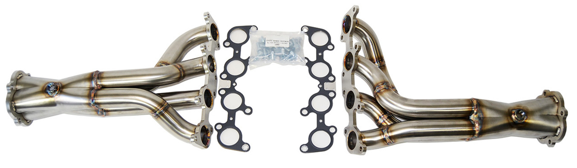 16267 stainless 50 coyote 4 into 4 headers factory five parts 16267 stainless 50 coyote 4 into 4 headers malvernweather Images