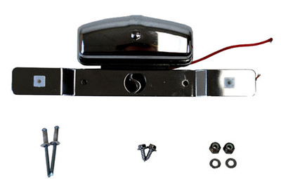 #14234 - License Plate Light and Bracket