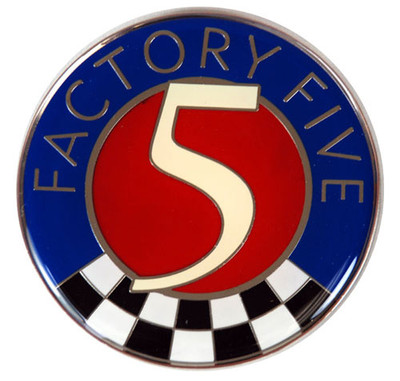 #14636 - Factory Five Racing Badge