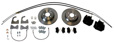 "#16285 - Performance 11.65"" Rear Brake Set"