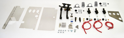 #81139 - 818 Wilwood Pedal Box Assembly