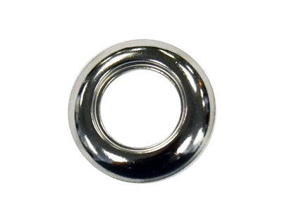 #15849 - Stainless Steel Grommet Cover