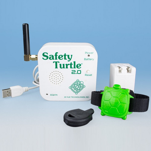 Safety Turtle 2.0 Pool Alarm Child Kit