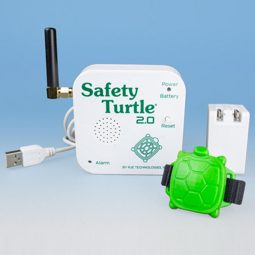 Safety Turtle 2.0 Pool Alarm Pet Kit