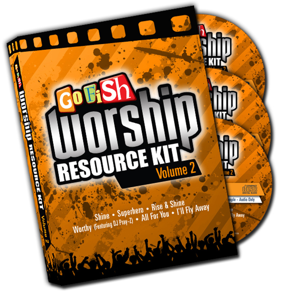 Go Fish makes leading worship in your children's ministry easier than ever with these incredible kidmin videos!