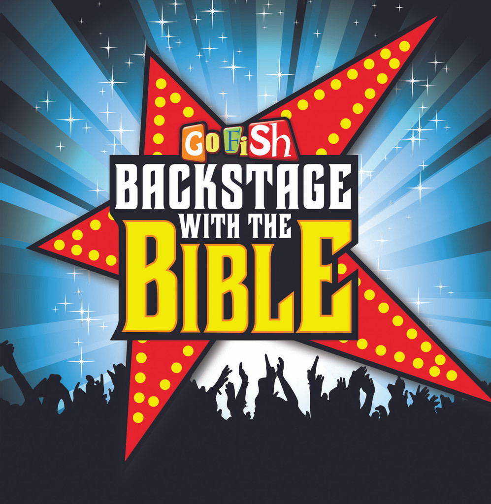 Backstage With The Bible CD