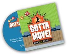Gotta Move! CD