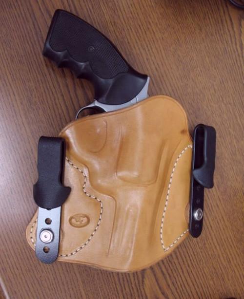 """Texas Heritage Revolver"" Holster"