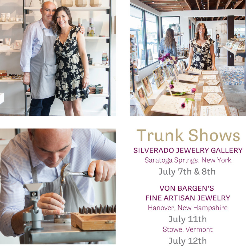Jewelry by Cari Launches Innovative Layered Collection at Trunk Shows on the East Coast