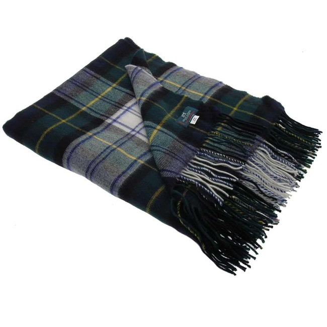 Gordon Dress Tartan Blanket