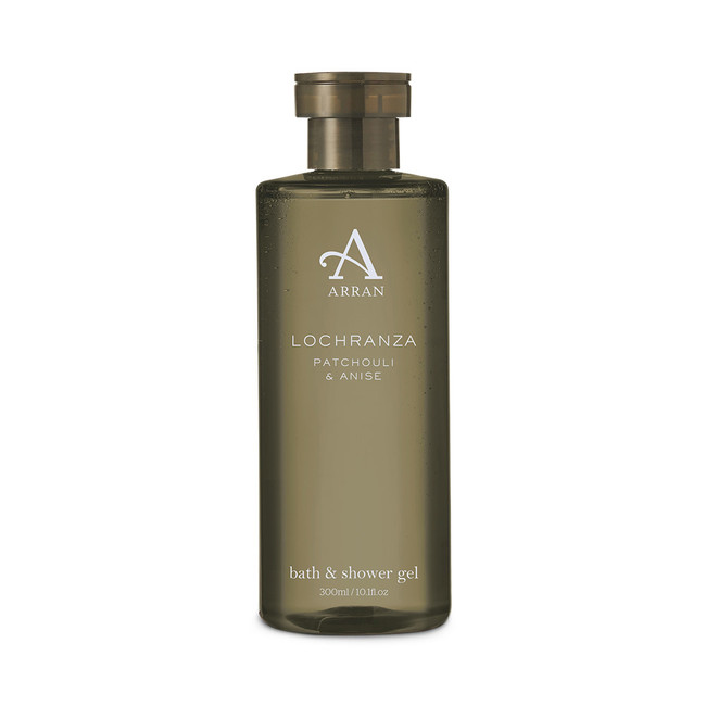 Lochranza (formerly Bay Citrus) Shower Gel for Men