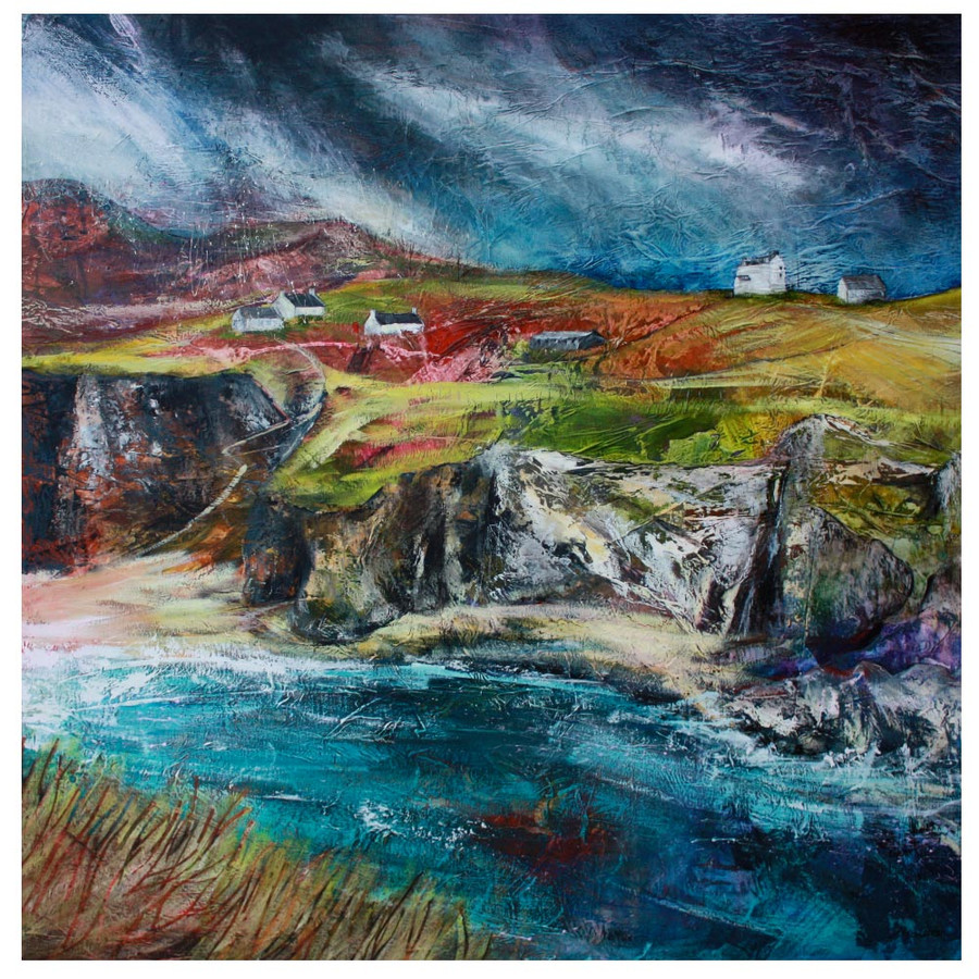 Facing the Elements, Durness (card)