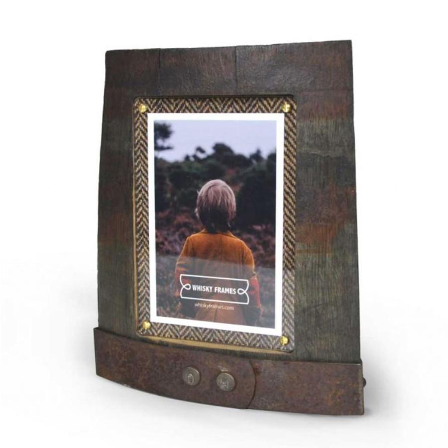 Whisky Barrel Ring Frame