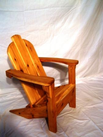 Childu0027s Adirondack Chair