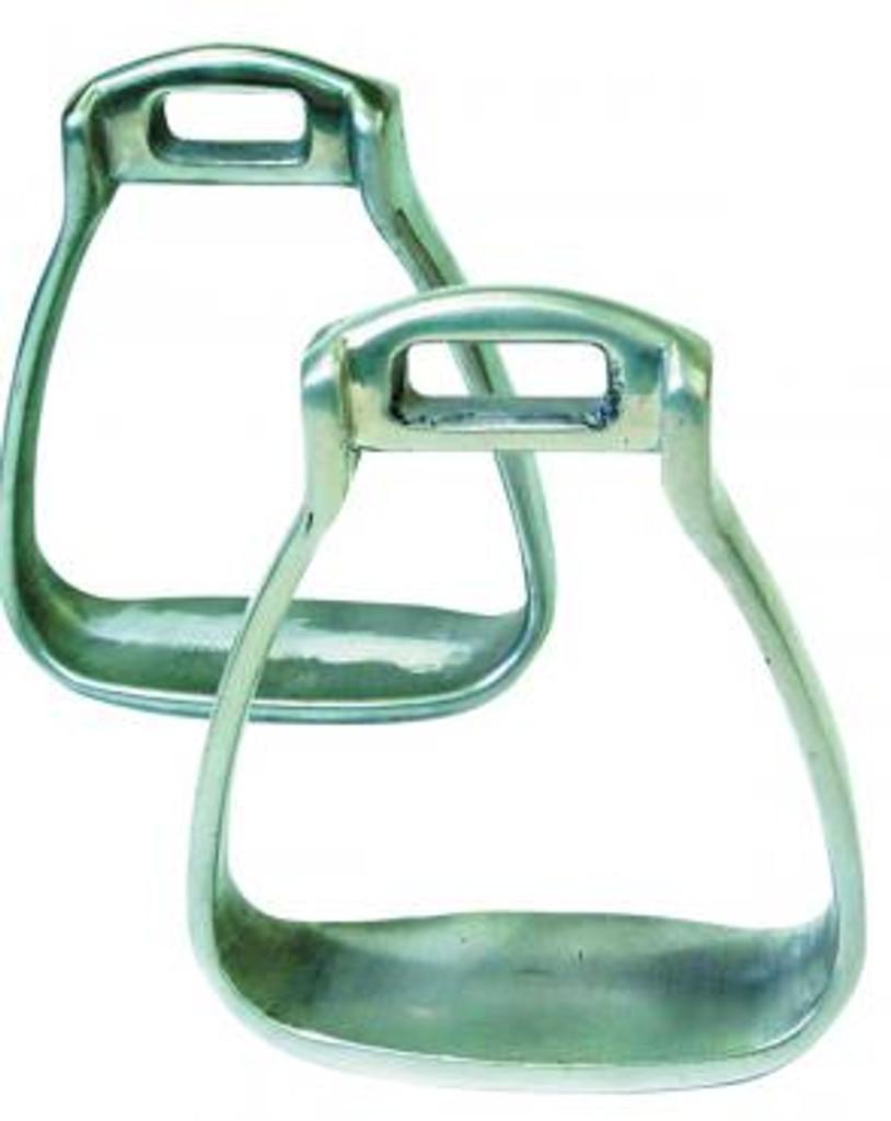 Brady Stockman Stirrup Irons (Oxbows)