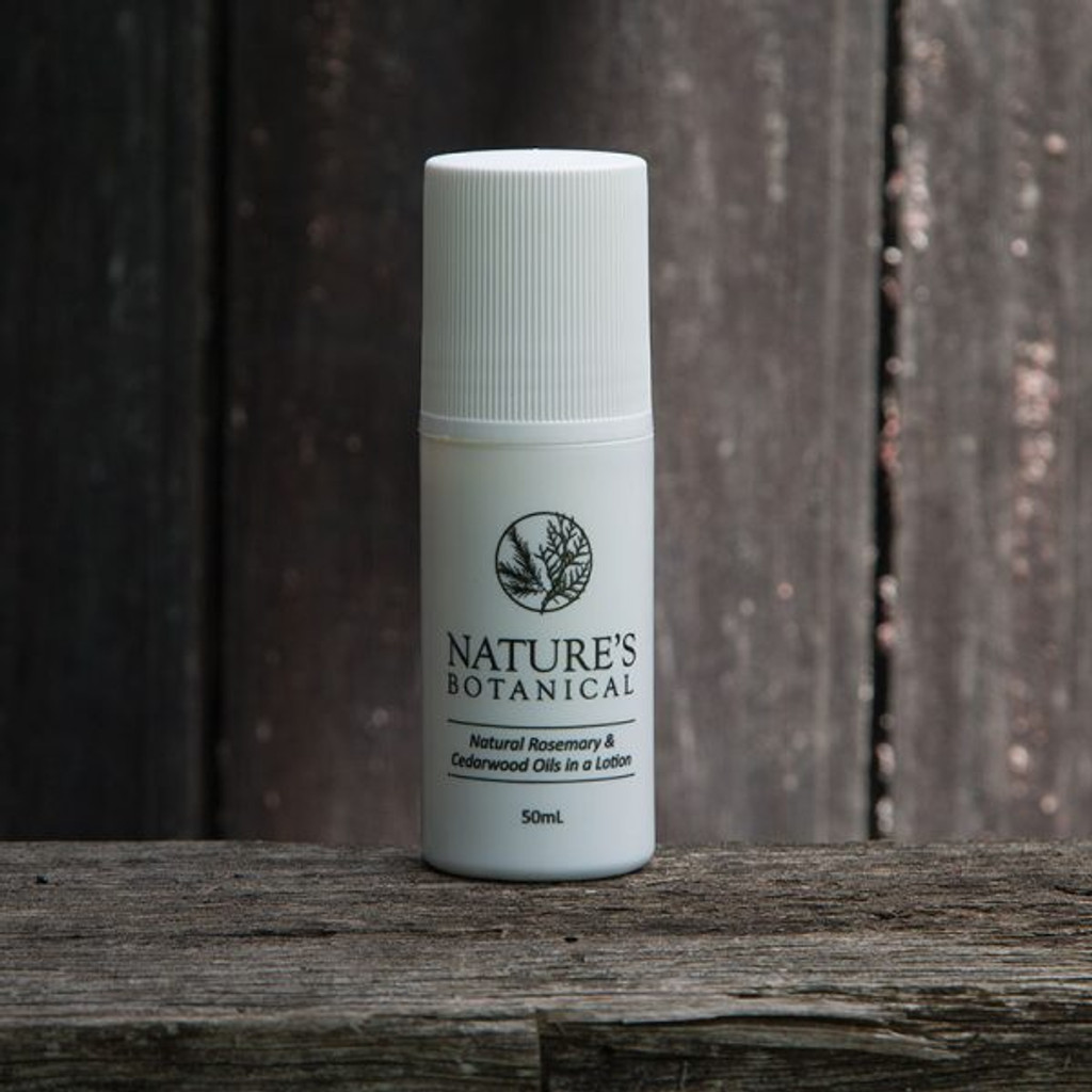 Natures Botanical Lotion Roll On 50ml