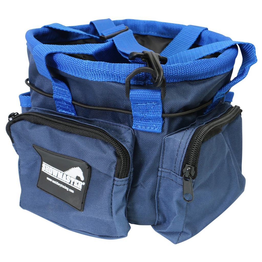 ShowMaster Grooming Tote - Navy/Blue