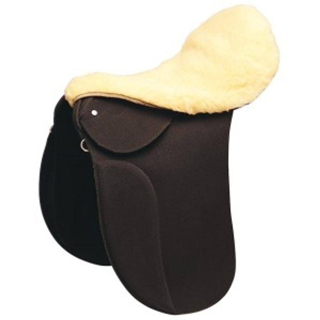 Fleece Seat Saver (Black)