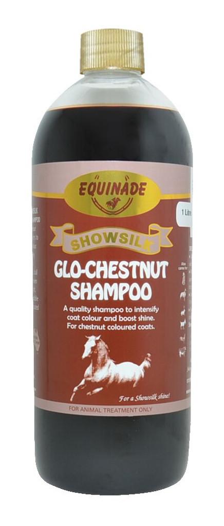 Equinade Glo-Chestnut Shampoo 1 Litre