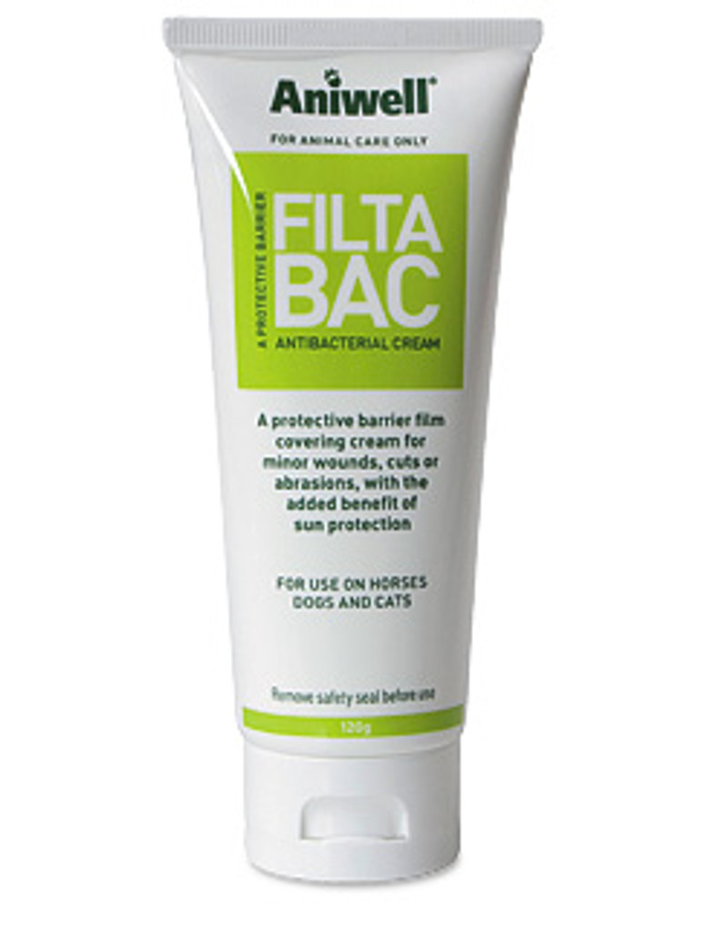 Filta-Bac Sunfilter & Antibacterial Cream