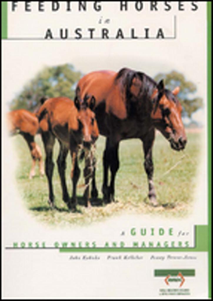 Feeding Horses in Australia