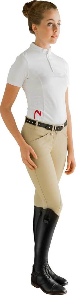 Horze Showoff Short Sleeve Shirt