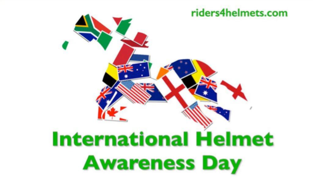 International Helmet Awareness Day 2017 = 10% Off Helmets This Weekend!