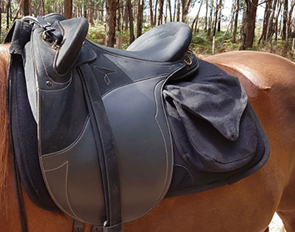 Product Review: Pioneer Wool Cloth (Pocket) Saddle Pad