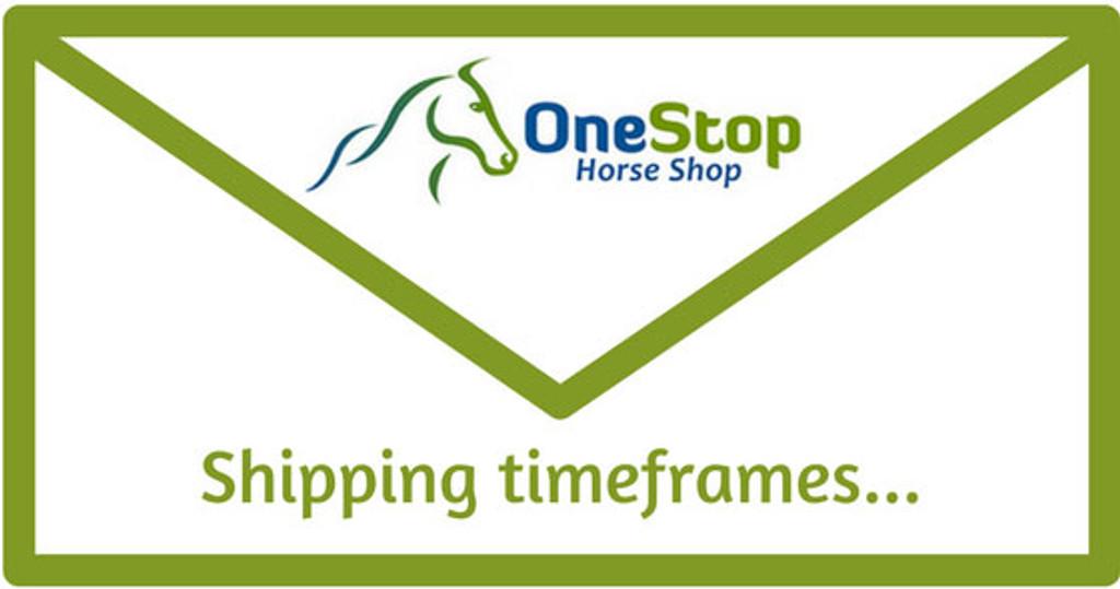 FAQ SERIES: 1 - Our Shipping Timeframes...