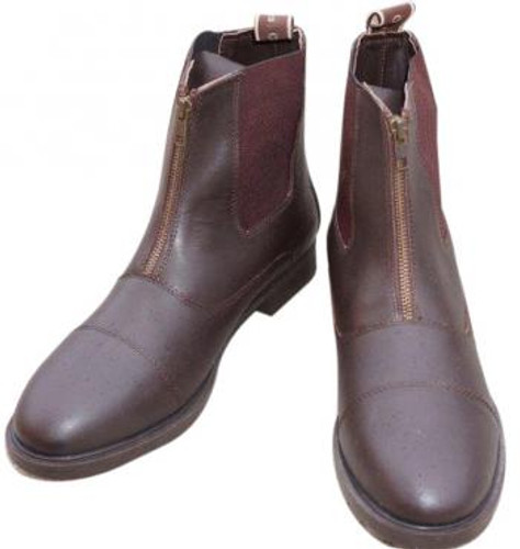 CLEARANCE: Showcraft Classics Zip Up Boots
