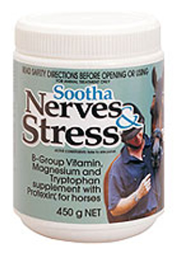 Sootha Nerves & Stress