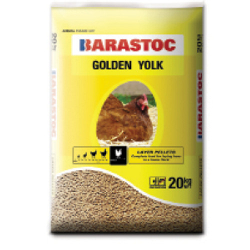 Barastoc Golden Yolk Layer Pellets 20kg