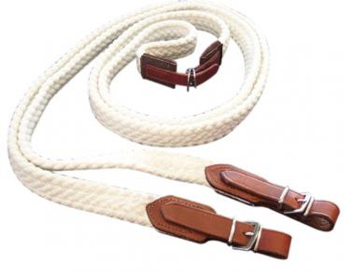 Red Centre Cotton Reins