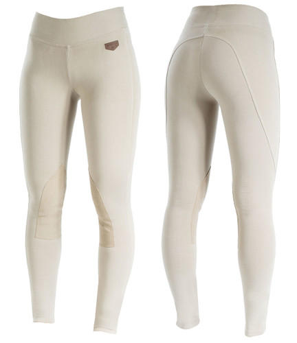 Horze Active Knee Patch Ladies Breeches
