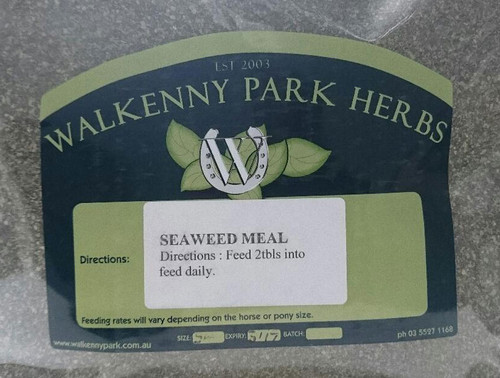 Walkenny Park Herbs - Seaweed Meal