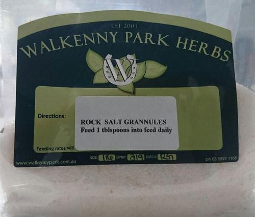Walkenny Park Herbs - Rock Salt Granules 1kg