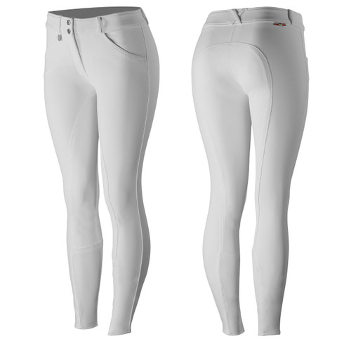 Horze Grand Prix Leather Full Seat Ladies Breeches
