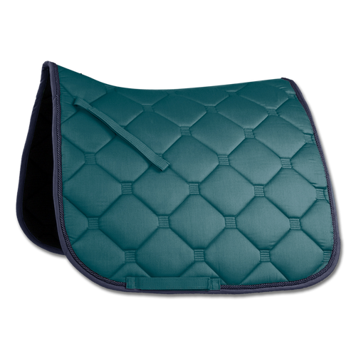 Waldhausen Esperia Dressage Saddle Pad - Deep Ocean Blue