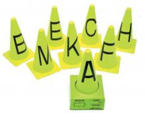 Dressage Marker Cones - Set of 12