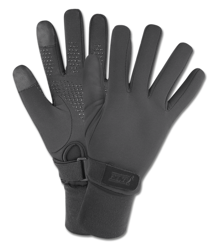 ELT Winter Snow Riding Gloves (Black)