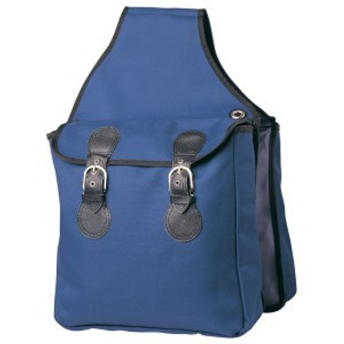 Nylon Double Saddle Bag